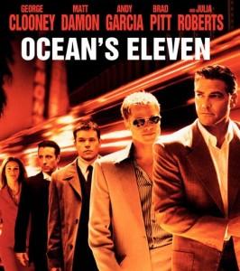 Carátula de Ocean's Eleven